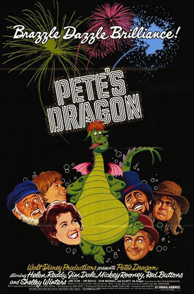Pete's Dragon 1977 USA 35th Anniversary Edition BluRay REMUX 1080p AVC DTS-HD MA 5.1 - BluDragon