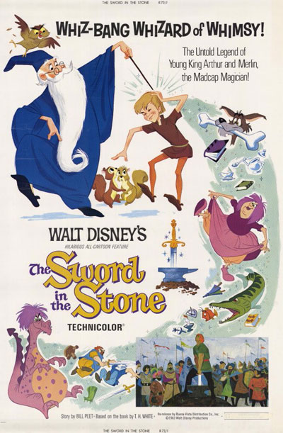 The Sword in the Stone 1963 1080p BluRay DTS x264-LiBRARiANS