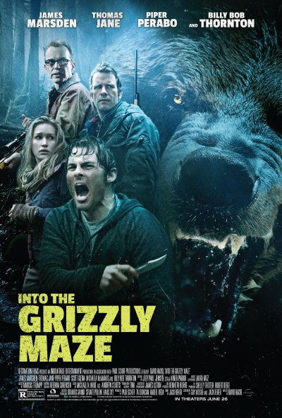 Into the Grizzly Maze 2015 BluRay REMUX 1080p AVC DTS-HD MA 5.1 - KRaLiMaRKo