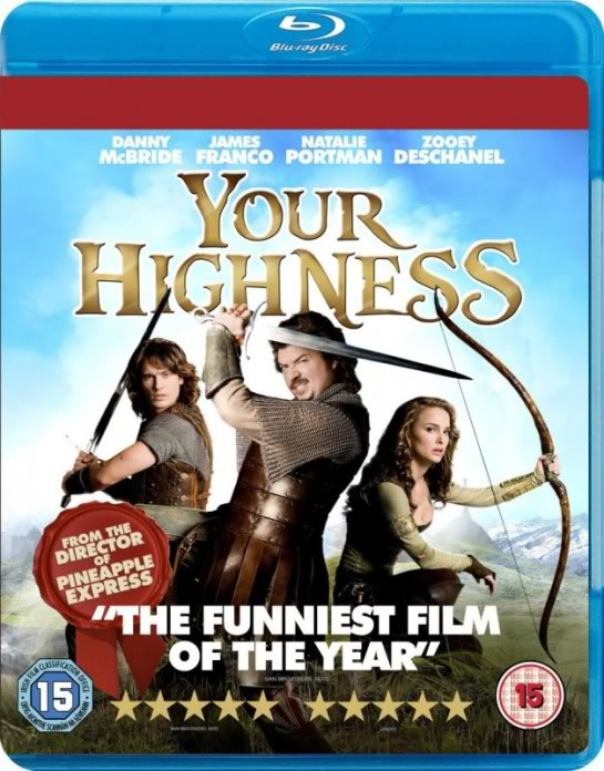 Your Highness (2011) UNRATED 720p BluRay X264-AMIABLE