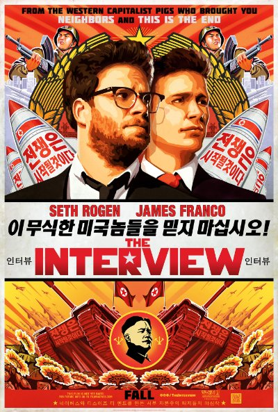 The Interview 2014 720p Bluray DTS x264-SPARKS