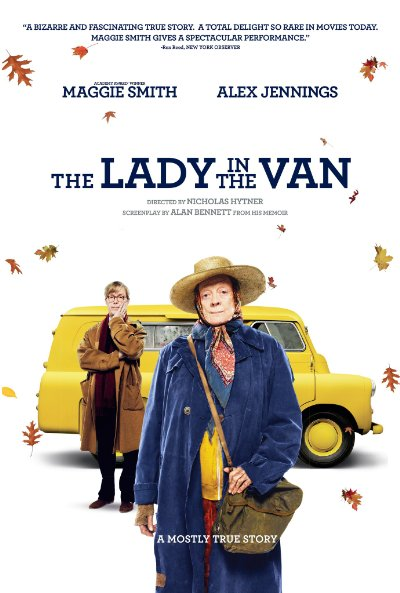 The Lady in the Van 2015 1080p BluRay DTS x264-AMIABLE