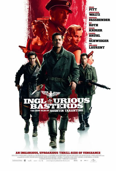 Inglourious Basterds 2009 1080p BluRay DTS x264-HiDt