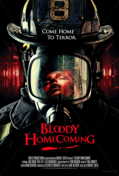 Bloody Homecoming 2012 1080p WEB-DL DD5.1 H264-HKD