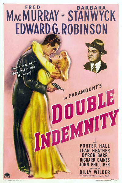Double Indemnity 1944 BluRay 720p DTS x264-CHD