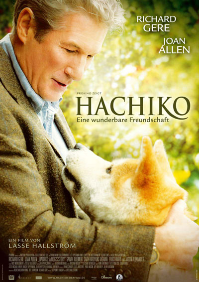 Hachiko A Dogs Story 2010 BluRay 1080p DTS x264-EbP