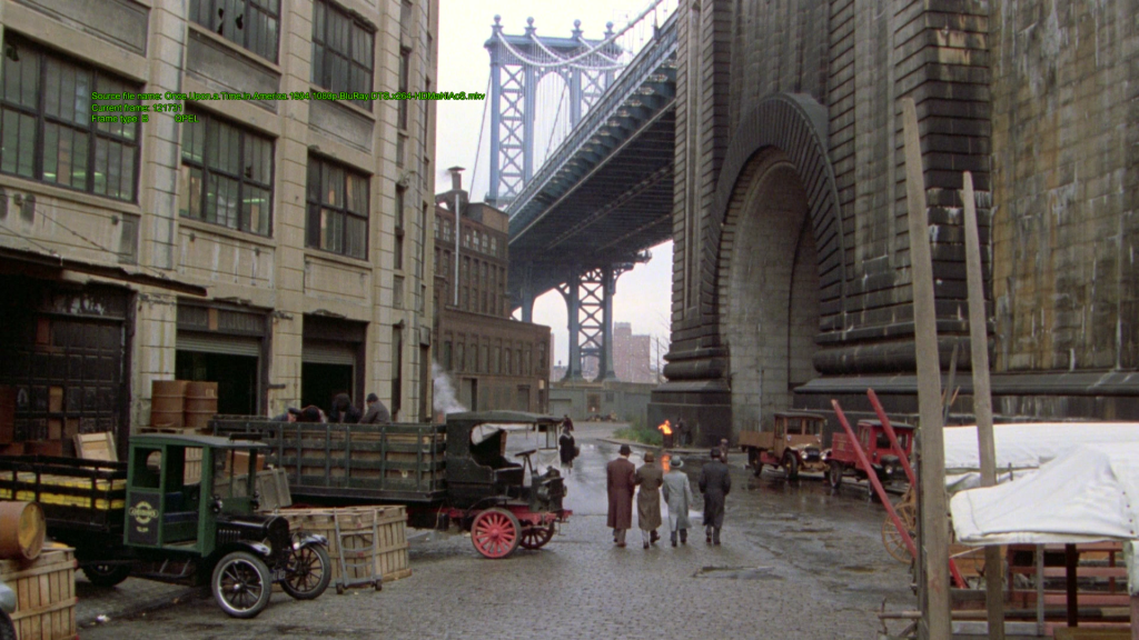 Once Upon a Time in America 1984 EXTENDED 1080p BluRay DTS x264-AMIABLE
