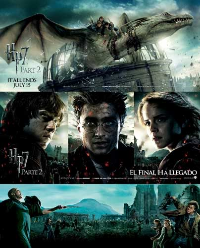 Harry Potter and the Deathly Hallows Part 2 2011 BluRay 1080p DTS x264-D-Z0N3