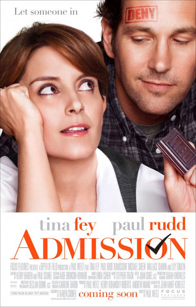 Admission 2013 1080p Bluray Remux AVC DTS-HD MA 5.1 - KRaLiMaRKo