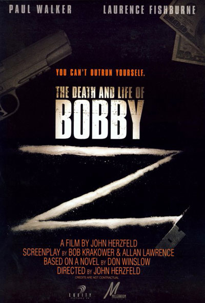 The Death and Life of Bobby Z 2007 720p BluRay DTS x264-HDV [Request]