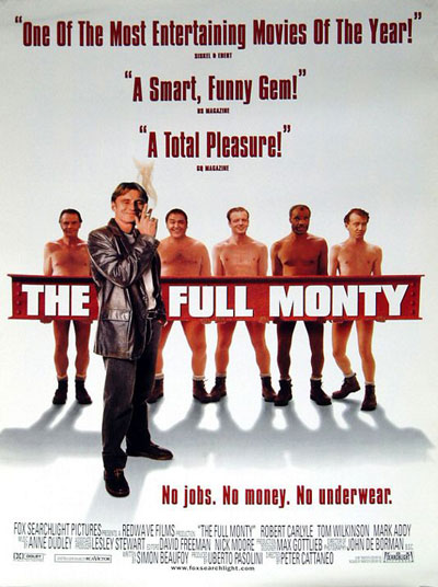 The Full Monty 1997 1080p BluRay DTS x264-CtrlHD