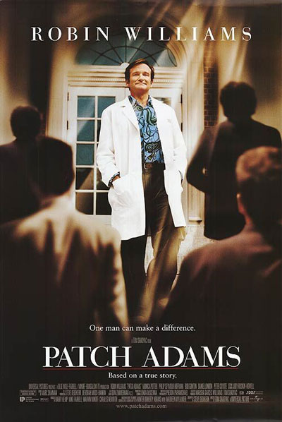 Patch Adams 1998 HDDVD 1080p DTS x264-CHD