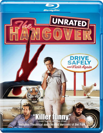The Hangover 2009 UNRATED Bluray 1080p DTS x264-PriMeHD