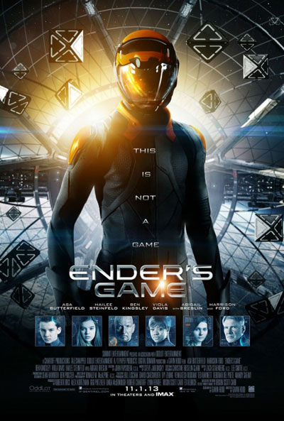 Enders Game 2013 720p BluRay DTS x264-SPARKS