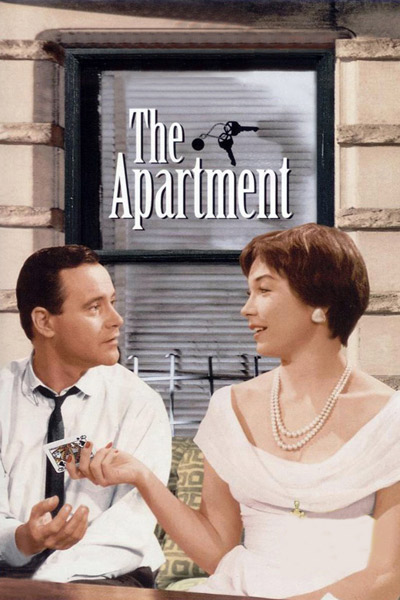 The Apartment 1960 1080p BluRay DD5.1 x264-TayTO