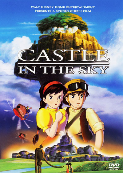Laputa Castle in the Sky 1986 Japanese BluRay 1080p DTS x264-CHD