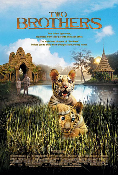 Two Brothers aka Deux frères 2004 BluRay 720p DTS x264-HDWinG