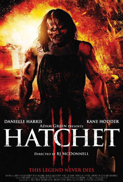 Hatchet 3 2013 BluRay REMUX 1080p AVC DTS-HD MA 5.1-HDB