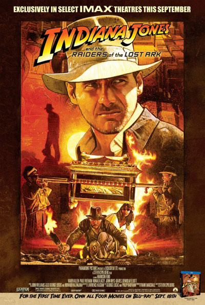 Indiana Jones And The Raiders Of The Lost Ark 1981 1080p BluRay DTS x264 D-Z0N3