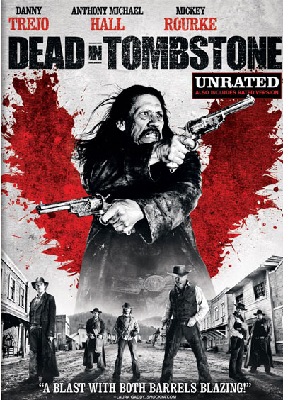Dead In Tombstone 2013 BluRay REMUX 1080p AVC DTS-HD MA 5.1 - FraMeSToR