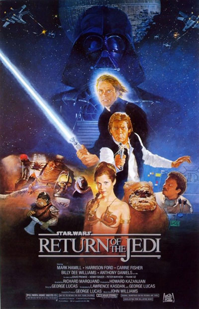 Star Wars Episode 6 Return of the Jedi 1983 BluRay 1080p DTS x264-D-Z0N3