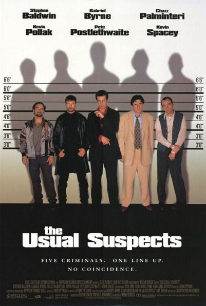 The Usual Suspects 1995 BluRay 1080p DTS x264-CHD