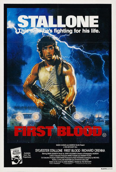 First Blood 1982 Ultimate Uncut 1080p Bluray Remux AVC DTS-HD MA 5.1 - KRaLiMaRKo [Request]
