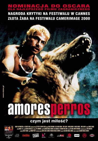Amores perros AKA Love Dogs 2000 Spanish Bluray Untouch 1080p AVC DTS-HD 5.1 HDCLUB [Request]
