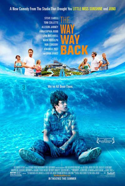 The Way Way Back 2013 BluRay REMUX 1080p DTS-HD MA5.1-CHD