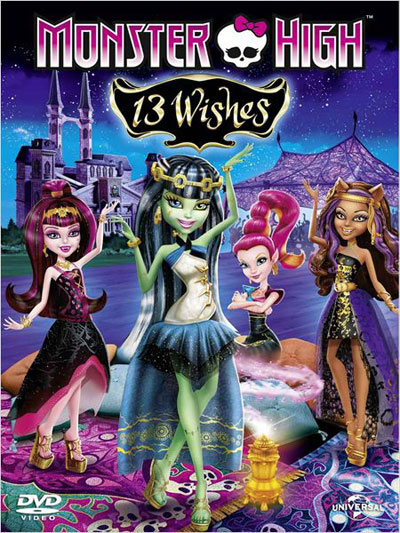 Monster High 13 Wishes 2013 1080p Bluray REMUX AVC DTS-HD MA 5.1 - KRaLiMaRKo
