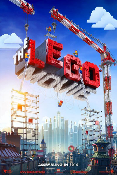 The Lego Movie 2014 BluRay 1080p DTS x264-CHD