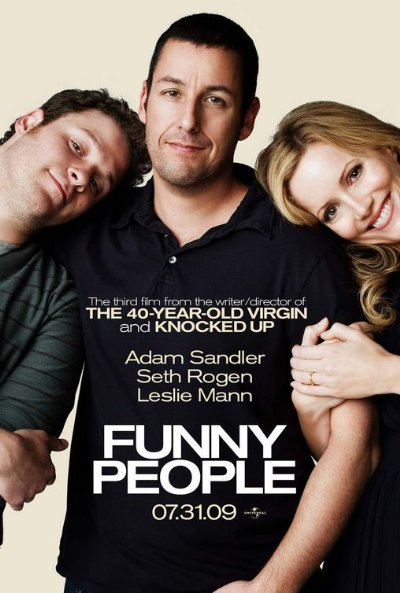 Funny People 2009 UNRATED 1080p BluRay DTS x264-CBGB