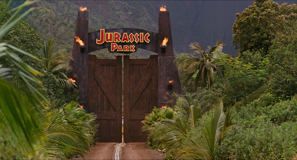 Jurassic Park 1993 Remastered BluRay 1080p DTS x264-VETO