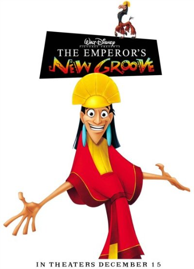 The Emperors New Groove 2000 1080p BluRay DD5.1 x264-HDMaNiAcS