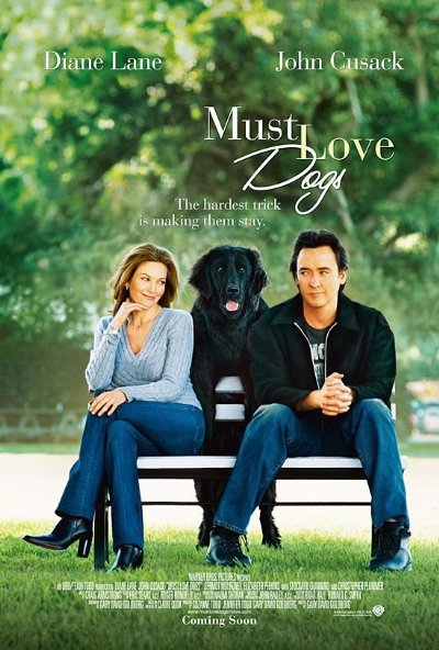 Must Love Dogs 2005 720p WEB-DL AAC H264-HDCLUB
