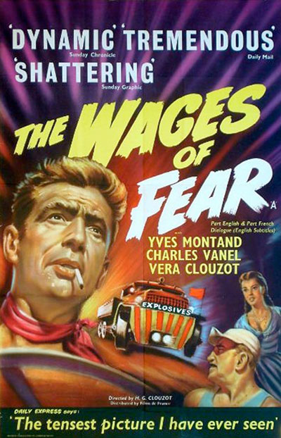 The Wages Of Fear AKA Le salaire de la peur 1953 French 1080p BluRay DD1.0 x264-RUT