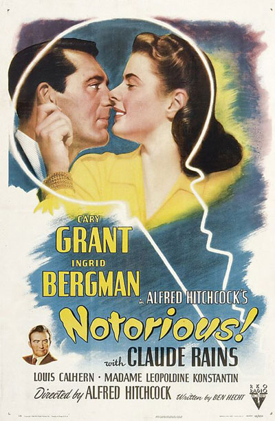 Notorious 1946 1080p BluRay DTS x264-AMIABLE