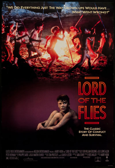 Lord of the Flies 1990 1080p BluRay DTS x264-AMIABLE
