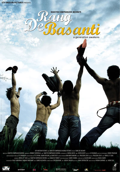Rang De Basanti 2006 Hindi Bluray 1080p DTS-HD MA x264-Hon3y