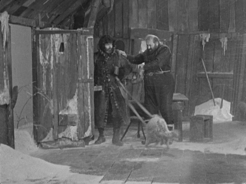 The Gold Rush 1925 Silent Version Criterion Collection BluRay 1080p DTS-HD MA 5.1 x264-beAst
