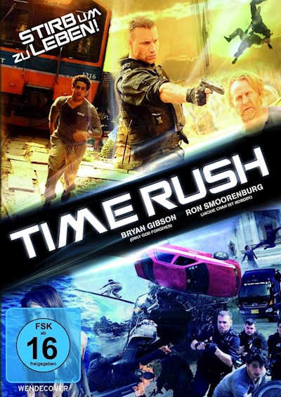 Time Rush 2016 1080p BluRay DTS x264-VALUE