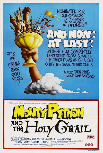 Monty Python and the Holy Grail 1975 1080p BluRay DTS x264-WiKi