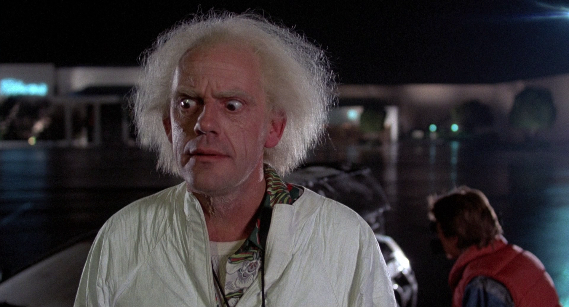 Back to the Future 1985 BluRay 1080p DTS x264-DON