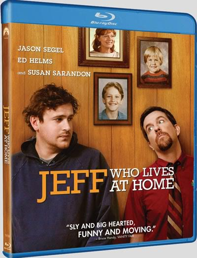 Jeff Who Lives at Home 2012 BluRay 1080p DTS x264-CHD