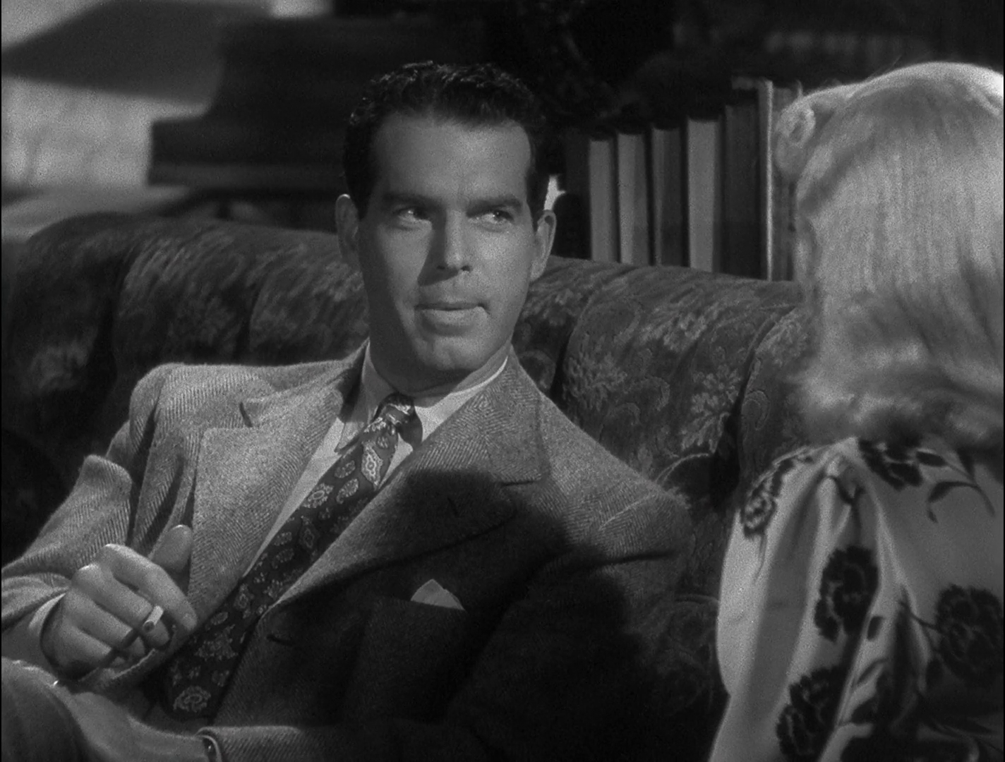 Double Indemnity 1944 1080p BluRay DTS x264-AMIABLE