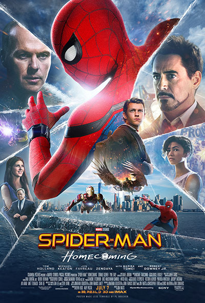 Spider Man Homecoming 3D 2017 1080p BluRay Half-SBS DTS-HD MA 5.1-EDeN