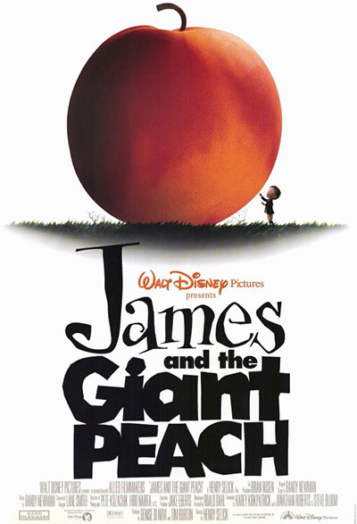James and the Giant Peach 1996 USA Special Edition BluRay REMUX 1080p AVC DTS-HD MA - BluDragon
