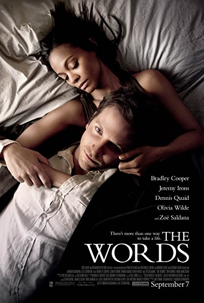 The Words 2012 Extended Cut BluRay REMUX 1080p AVC DTS-HD MA 5.1 - KRaLiMaRKo