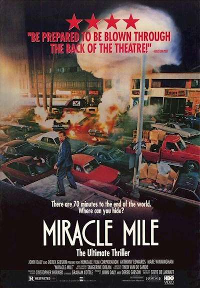 Miracle Mile 1988 BluRay REMUX 1080p AVC PCM 2 0-BluHD