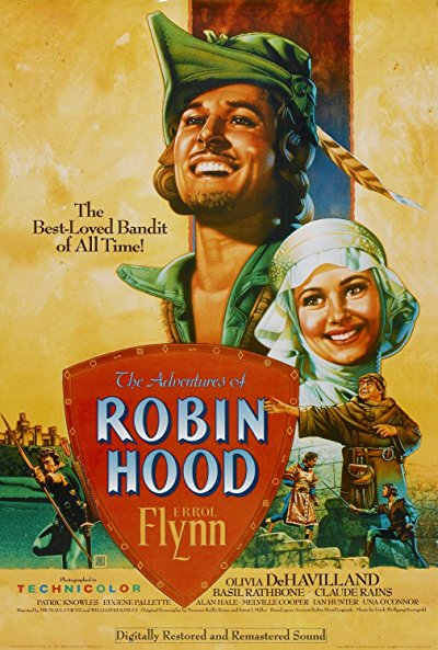 The Adventures of Robin Hood 1938 BluRay REMUX 1080p VC-1 DD1.0 - KRaLiMaRKo